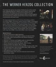 Werner Herzog Collection (8-disc) (ej svensk text) (Blu-ray)