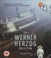 Werner Herzog Collection (8-disc) (ej svensk text) (Blu-ray)