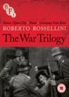 Roberto Rossellini - War Trilogy (ej svensk text)