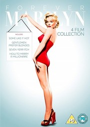 Forever Marilyn - 4 DVD Collection