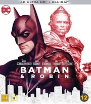 Batman & Robin (4K Ultra HD Blu-ray + Blu-ray)