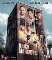 Brick Mansions (Blu-ray)