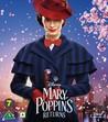 Mary Poppins Kommer Tillbaka (Blu-ray)