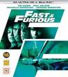Fast & Furious (4K Ultra HD Blu-ray + Blu-ray)