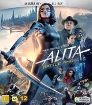 Alita - Battle Angel (4K Ultra Blu-ray + Blu-ray)