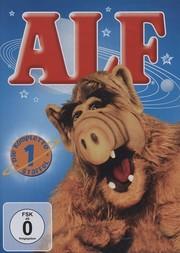 Alf - Säsong 1 (ej svensk text)