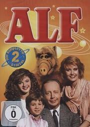 Alf - Säsong 2 (ej svensk text)