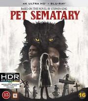 Pet Sematary (2019) (4K Ultra HD Blu-ray + Blu-ray)