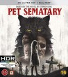 Pet Sematary (2019) (4K Ultra HD Blu-ray + Blu-ray)