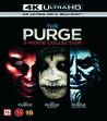 Purge 1-3 Box (4K Ultra HD Blu-ray)