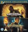 National Treasure / National Treasure 2 (ej svensk text på del 2) (Blu-ray)