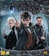 Fantastiska Vidunder: Grindelwalds Brott (Blu-ray 3D + Blu-ray)