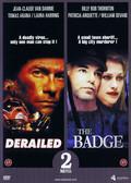 Derailed / Badge (Begagnad)