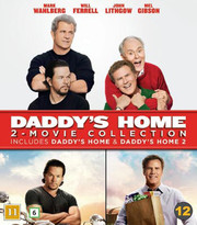 Daddy's Home 1-2 (Blu-ray)