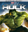 Incredible Hulk (4K Ultra HD Blu-ray)