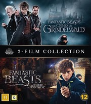 Fantastiska Vidunder 1 & 2 (Blu-ray)