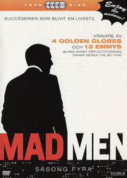 Mad Men - Säsong 4