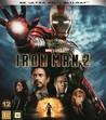 Iron Man 2 (4K Ultra HD Blu-ray + Blu-ray)