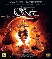 Man Who Killed Don Quixote (Blu-ray)