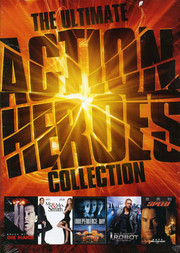 Ultimate Action Heroes Collection (5-disc)