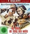Man Who Would Be King (ej svensk text) (Blu-ray)