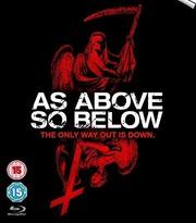 As Above, So Below (Blu-ray)