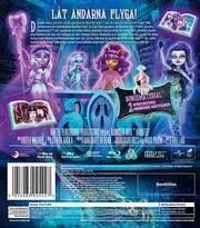 Monster High - Endast För Spöken (Blu-ray)