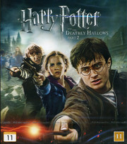 Harry Potter And the Deathly Hallows: Part 2 (1-disc) (Blu-ray)