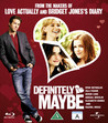 Definitely, Maybe (Blu-ray) (Begagnad)