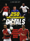 250 Great Premiership Goals (5-disc) (Begagnad)