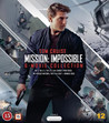 Mission: Impossible 1-6 (Blu-ray)