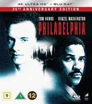 Philadelphia (4K Ultra HD Blu-ray)