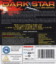 Dark Star (ej svensk text) (Blu-ray)