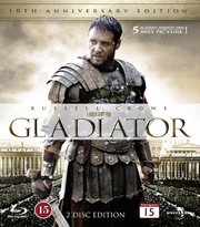 Gladiator - 10th Anniversary Edition (2-disc) (Blu-ray)