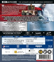 Thor 2 - The Dark World (4K Ultra HD Blu-ray + Blu-ray)