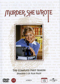 Murder, She Wrote - Säsong 1
