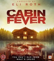 Cabin Fever (2016) (Blu-ray) (Begagnad)