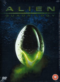 Alien Quadrilogy Box (9-disc) (Begagnad)
