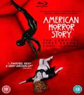 American Horror Story - Säsong 1 (Blu-ray) (ej svensk text) Begagnad)