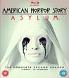 American Horror Story: Asylum - Säsong 2 (Blu-ray) (ej svensk text) (Begagnad)