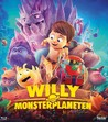 Willy & Monsterplaneten (Blu-ray)