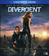 Divergent (Blu-ray) (Begagnad)