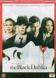 Black Dahlia (Steelbook) (2-disc)
