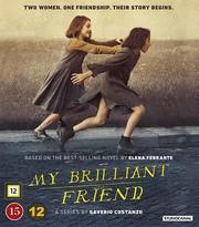 My Brilliant Friend - Säsong 1 (Blu-ray)