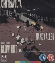 Blow Out (ej svensk text) (Blu-ray)