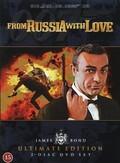 Agent 007 Ser Rött (2-disc) (Begagnad)