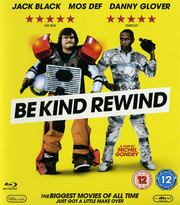 Be Kind Rewind (ej svensk text) (Blu-ray)