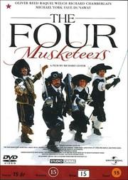 Fyra Musketörerna