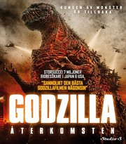 Godzilla - Återkomsten (Blu-ray)