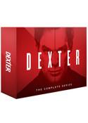 Dexter - Hela Serien (33-disc)